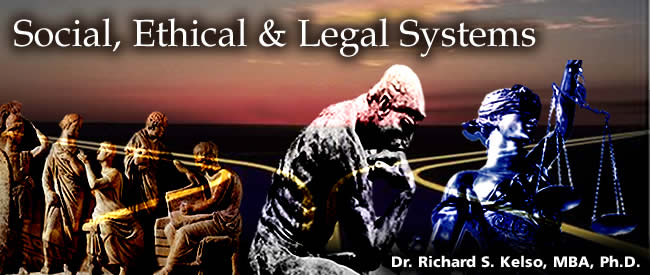 Course Banner: Social, Ethical & Legal Systems
